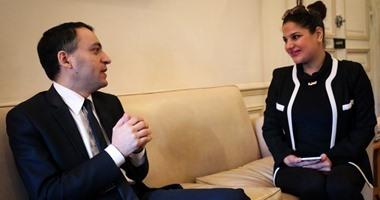 قنصل فرنسا بالإسكندرية: الحكومة المصرية تعاملت مع أزمة الطائرة بشكل جيد