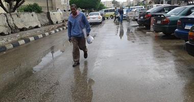 محافظة سوهاج ترفع درجة الاستعداد لاحتمالات سقوط أمطار