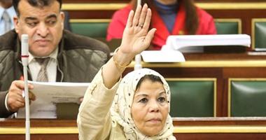 النائبة شادية خضير: تؤكد أهمية تكاتف الدول العربية لإعادة الحق الفلسطينى