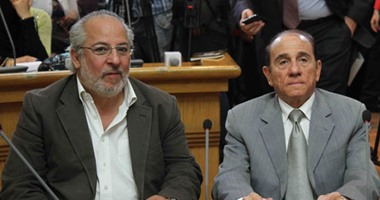 """بالصور.. محمود الحدينى وعزت العلايلى أول الحضور فى احتفالية """"نحن وشكسبير"""""""