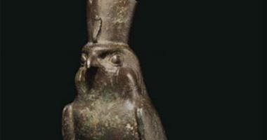2f42a0aab بالصور.. بيع 5 تماثيل مصرية فى مزاد كريستى بـ