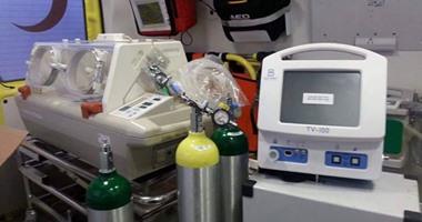 اجهزة تنفس صناعى