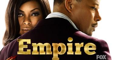 """مسلسل """"Empire"""" تريند على موقع tvguide"""