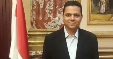 الجمعة.. إيهاب غطاطى ينظم مسيرات شعبية ومؤتمرًا حاشدًا لدعم السيسى بالهرم