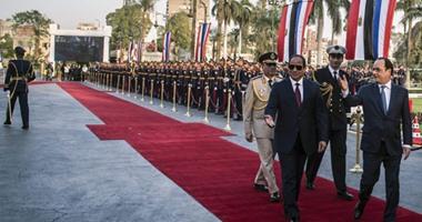 هولاند: ندعم جهود الحكومة الانتقالية الشرعية فى ليبيا لإنهاء معاناة البلاد