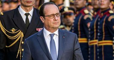 الرئيس الفرنسى يزور متحف اللوفر أبوظبى بالإمارات
