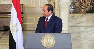 السيسى: هناك محاولات لعزل مصر..وعلاقاتنا مع فرنسا وإيطاليا جيدة ومتميزة