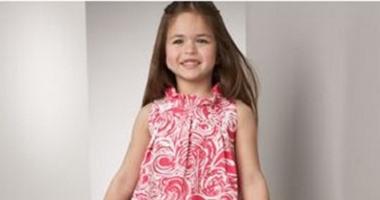 الفساتين الملونة موضة ملابس الأطفال لصيف 2016