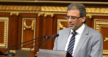 خالد يوسف: الحكومة تعامل الفقراء وكأنهم مساكين يستحقون الصدقة