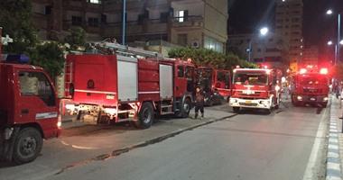 الدفع بـ4 سيارات إطفاء للسيطرة على حريق بمنزل فى بهتيم بشبرا الخيمة