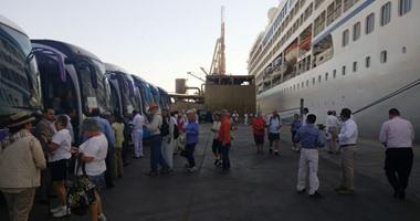 ميناء اسكندرية - أرشيفية