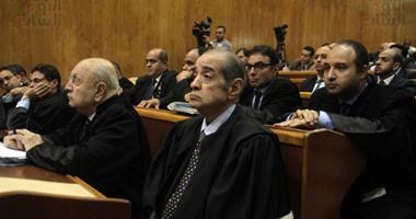 """بالصور.. الدفاع لـ""""قاضى التلاعب بالبورصة"""": إحنا فلاحين وبنعزيك فى وفاة أختك يا أفندم"""