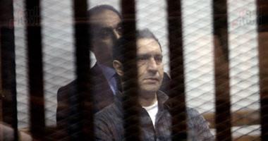 بالصور.. الجنايات تبدأ محاكمة علاء وجمال مبارك فى قضية التلاعب بالبورصة