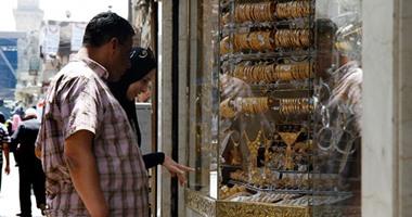 انتعاش فى مبيعات الذهب من الأوزان الخفيفة مع اقتراب احتفالات عيد الأم