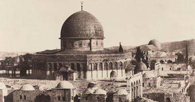 """استكمال أعمال ترميم """"القبر المقدس"""" فى القدس"""