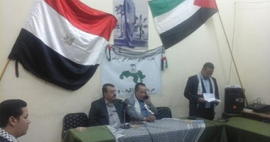 وفد من الحزب الناصرى يزور ضريح الزعيم جمال عبد الناصر فى ذكرى ثورة 23 يوليو