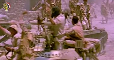 موقع وزارة الدفاع يعرض فيديوهات لانسحاب إسرائيل من سيناء فى ذكرى 25 أبريل