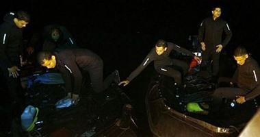الإنقاذ النهرى يواصل البحث عن جثة طالبة بالثانوية العامة ألقت نفسها بالنيل