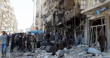 الحرب فى سوريا - أرشيفية