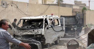 قتلى وجرحى جراء تفجير انتحارى مزدوج فى دمشق