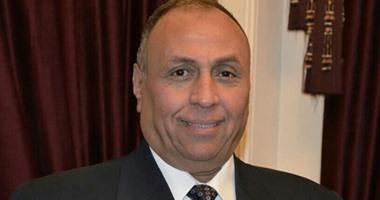 """""""شئون عربية البرلمان"""": استقالة إياد مدنى جزاء لكل من يسخر من رمز مصر"""