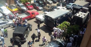 الحكم على 4 متهمين بالتظاهر دون تصريح فى دار السلام.. اليوم