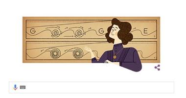 """""""جوجل"""" يحتفل بالذكرى 162 لميلاد """"هيرثا ماركس أيرتون"""".. تعرف عليها"""