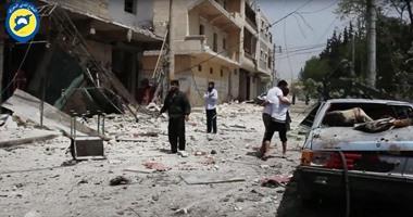 أخبار سوريا..بوتين يبحث الوضع الإنسانى فى سوريا