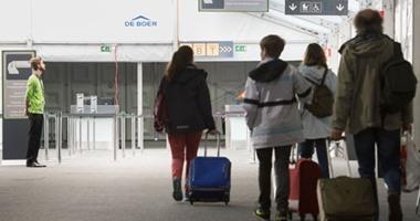 عطل فى حركة الملاحة الجوية فى بروكسل