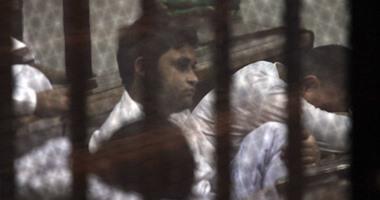 اليوم.. الحكم فى إعادة محاكمة متهمين بأحداث التبين