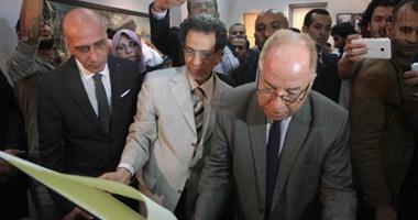 بالفيديو.. الصور.. حلمى النمنم يفتتح متحف الزعيم مصطفى كامل