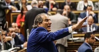 النائب محمد دسوقى: أوشكنا على الانتهاء من قانون المرور الجديد