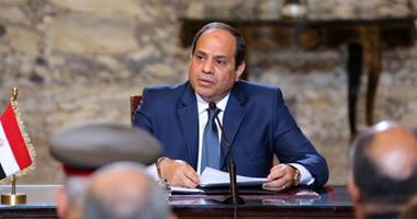 """الجريدة الرسمية تنشر قرار الرئيس بتعيين 315 مندوبا مساعدا بـ""""قضايا الدولة"""""""