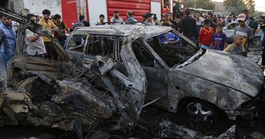 مقتل 23 وإصابة العشرات فى انفجار سيارة مفخخة بالعراق