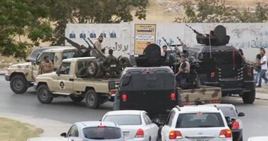 قوات من مدينة مصراتة الليبية تعلن استيلائها على مطار طرابلس