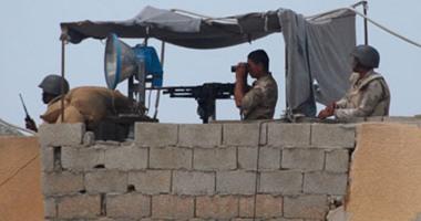 الجيش فى سيناء ـ أرشيفية