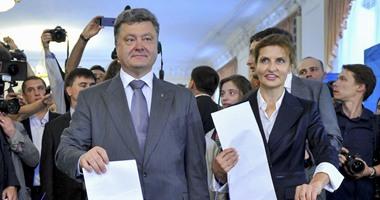 الرئيس الأوكرانى الجديد  بترو بوروشنتكو
