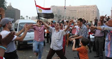 احتفالات التحرير - أرشيفية