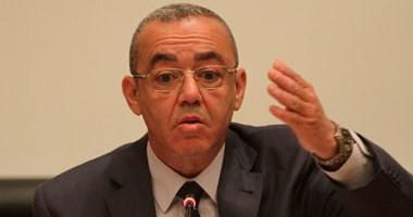 حسام كمال وزير الطيران المدنى