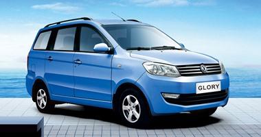 ناشيونال موتورز تقدم السيارة الصينية جلورى العائلية اليوم السابع