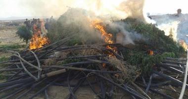 السيطرة على حريق نشب بإحدى مزارع الدواجن فى الغربية