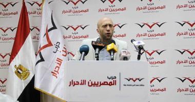 """مرشح """"المصريين الأحرار"""" بإمبابة: الشباب سيتواجدون بقوة فى البرلمان المقبل"""