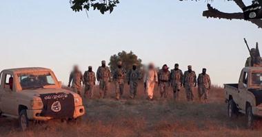 ننشر أول فيديو لعناصر  ولاية سيناء  يبايعون أبى بكر البغدادى مؤسس  داعش