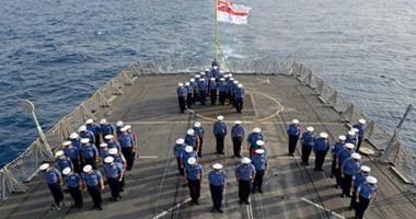 قوات البحرية البريطانية