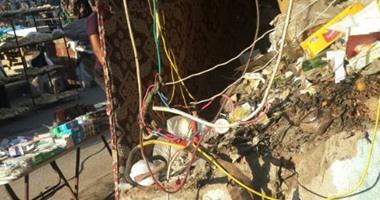 مباحث الكهرباء بالسويس تضبط 50 حالة سرقة للتيار فى الأبراج السكنية