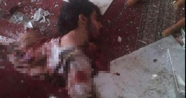 الانتحارى الذى فجر مسجد الشيعة بالسعودية