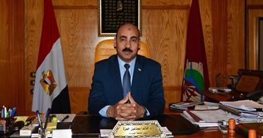 تعيين أحمد رشاد و محمود الغمرى مدراء جدد لكليات التربية والطب بالفيوم