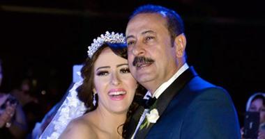 بالصور.. زفاف المنتج عمرو مكين والتونسية سناء يوسف بحضور نجوم الفن