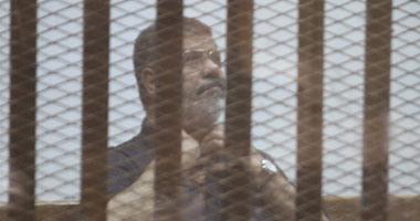 الإخوان تستعد للنطق بالحكم مرسى