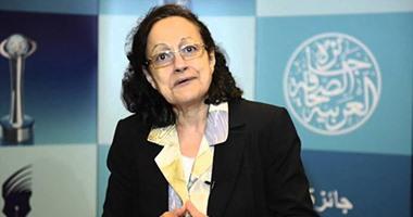 سكينة فؤاد: مصر تعتبر القضية الفلسطينية قضيتها المصيرية وتقدم الدماء منذ 48